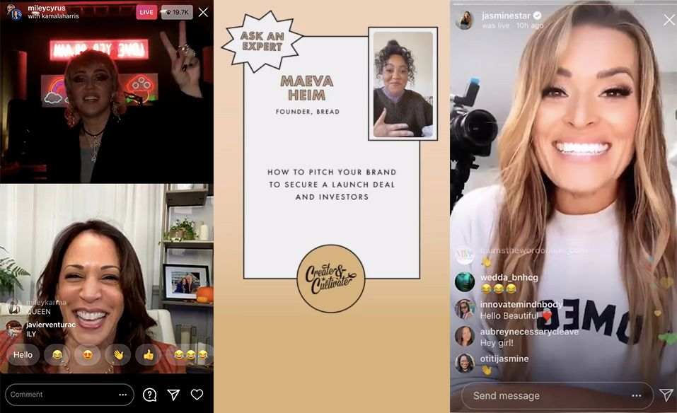 The Ultimate Guide to Promoting Your Virtual Event on Instagram Live