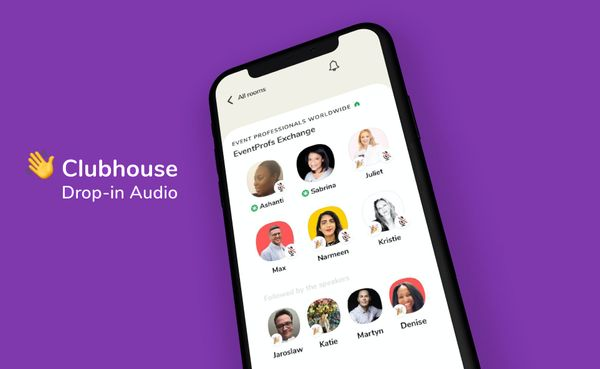 How to Use Clubhouse, the Exclusive Audio Chat App to Grow Your Event