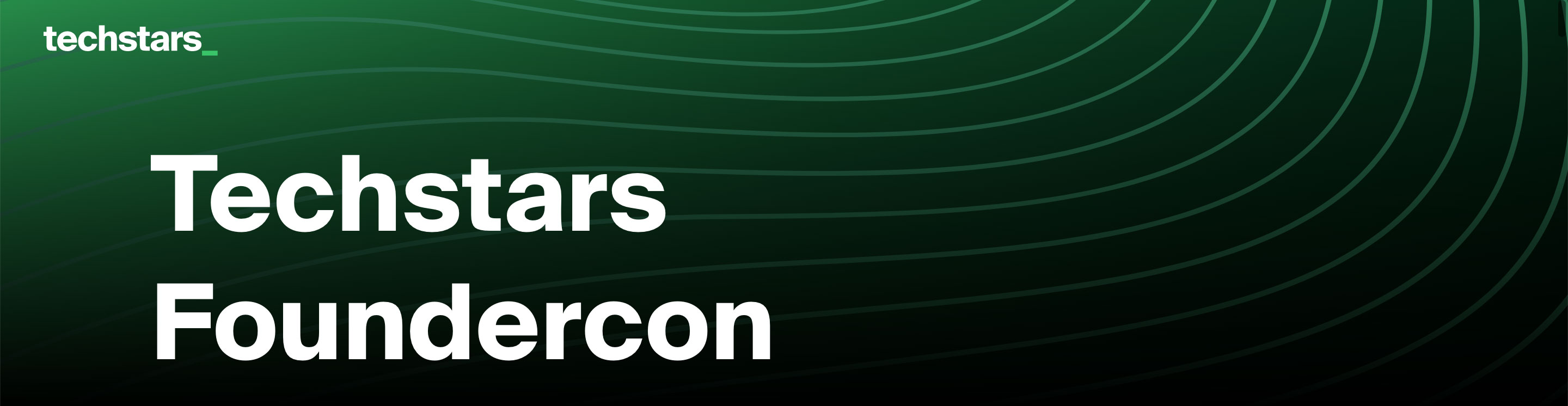 Techstars Foundercon 2020