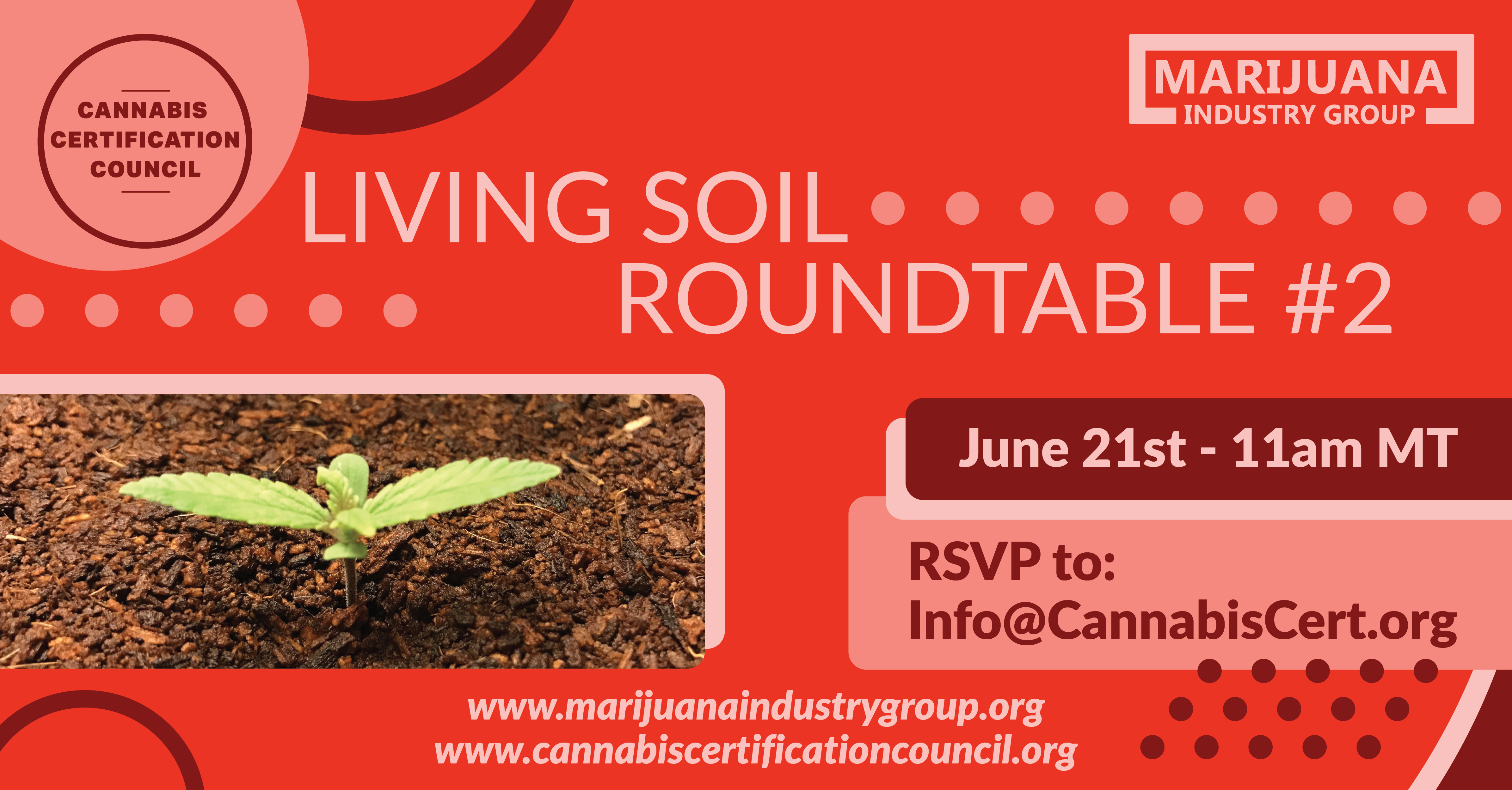 Colorado Living Soil Growers Roundtable