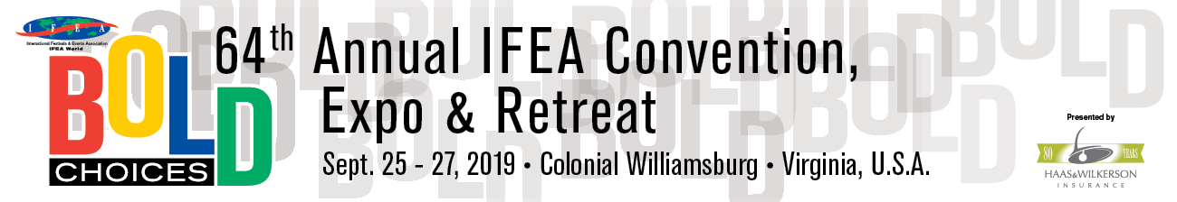 IFEA 64th Annual Convention & Expo