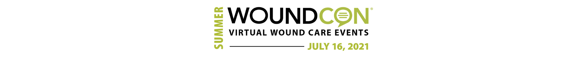 WoundCon Summer 2021 – An Online Virtual Wound Care Conference & Expo