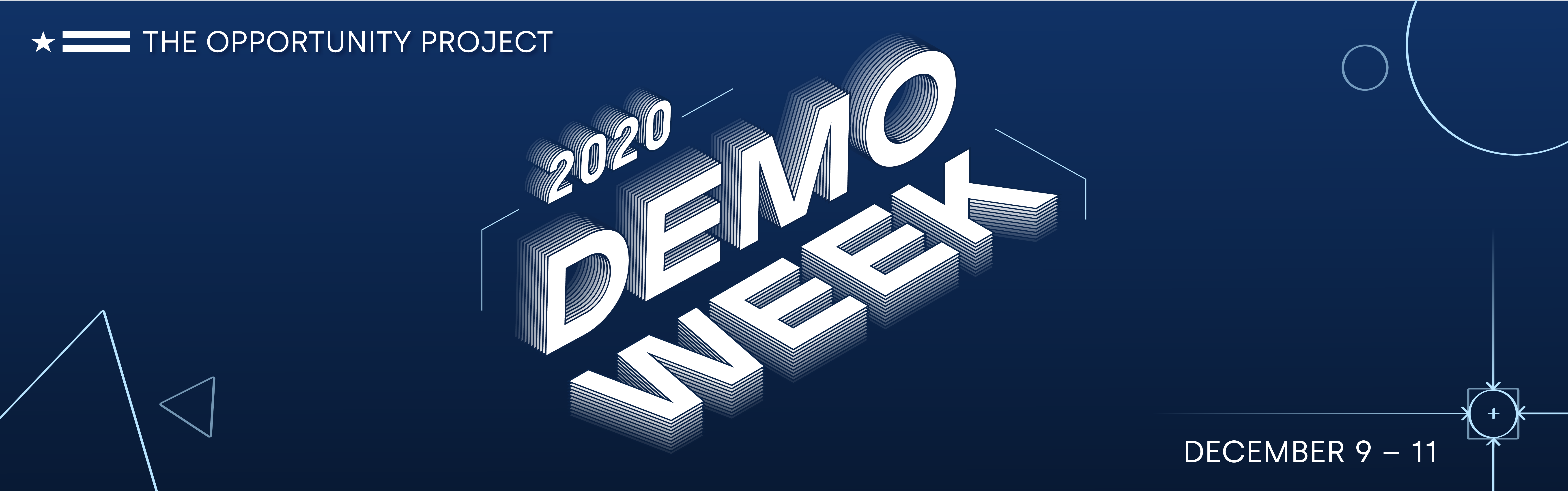 The Opportunity Project Demo Week 2020